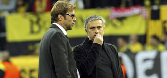 "Según Bild, Mou se confesó a Klopp: ""Me voy al Chelsea"""