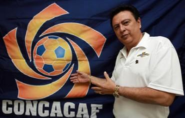 Alfredo Hawit, cuatro años más como directivo de Concacaf