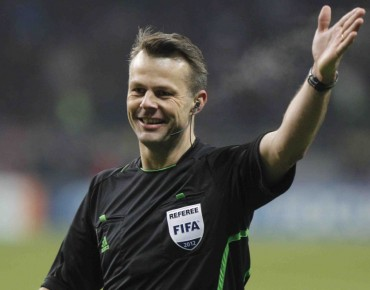Bjorn Kuipers, holandés, dirigirá el Borussia-Real Madrid