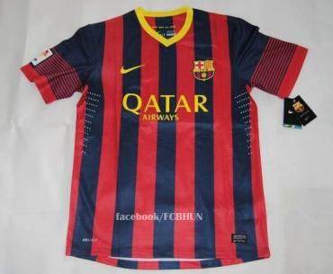 Así será la nueva camiseta del Barça para la temporada 2013-2014