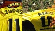 """Gotze del Borussia Dortmund fue denominado como """"Judas"""""""