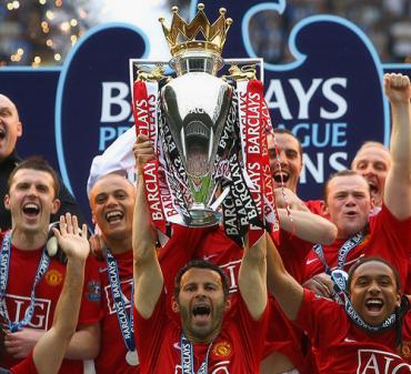 Los 'Red Devils' Campeón de la Premier League