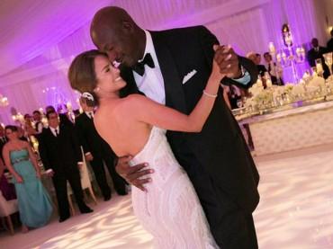 Michael Jordan se casa con la exmodelo cubana Yvette Prieto