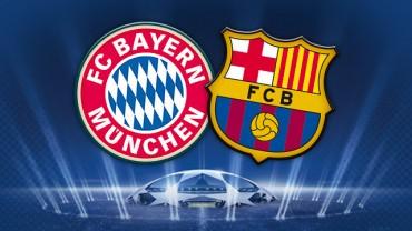 Un choque de poder a poder entre Bayern y Barcelona