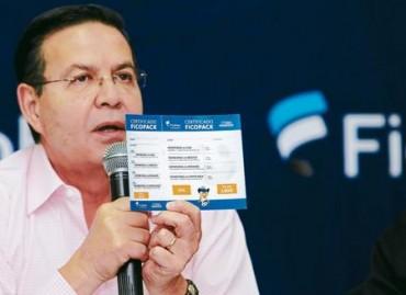"""Rafael Callejas: """"En mayo,venta de boletos para Honduras-Jamaica"""""""