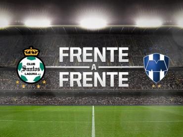 Santos empató 0 – 0 con Monterrey en la final de ida la Liga de Campeones de CONCACAF.