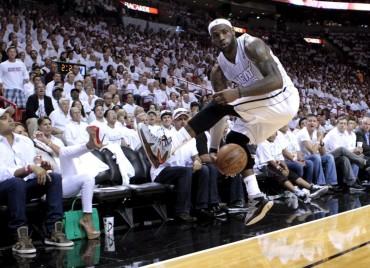 Las imágenes de los Playoffs de la NBA