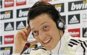 """Özil: """"Es mi tercera semifinal, ya debemos dar lo mejor"""""""