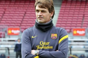 """Tito: """"Queremos recuperar una Liga que perdimos el año pasado"""""""