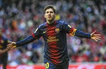 Messi remonta y acerca al Barça al Campeonato