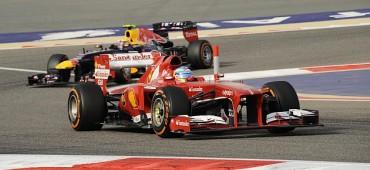 Alonso tendrá que remontar