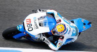 Españoles primeros de Jerez en MotoGP