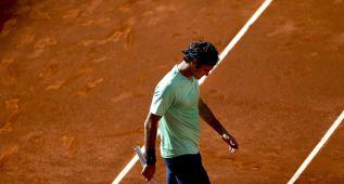 Nishikori elimina a Federer