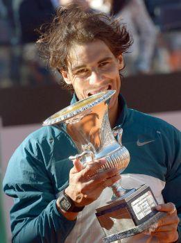 Nadal barre a Federer en Roma y ya es cuarto del mundo