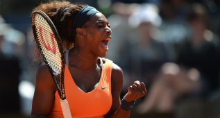 Serena Williams fulmina a Azarenka y conquista Roma