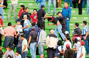 Olimpia podría terminar jugando su final fuera de Tegucigalpa
