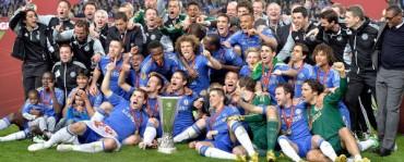 Ivanovic da la Europa League al Chelsea