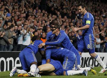 El Benfica y Chelsea a la Final de la Europa League