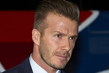 David Beckham deja el fútbol
