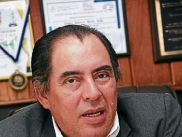 Edwin Pavón se presentó este miércoles ante la Comisión Regional de Disciplina