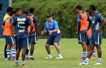 Honduras entrena con 22 jugadores en Fort Lauderdale
