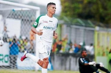 """Juan Pablo Montes: """"Quiero jugar en Motagua"""""""