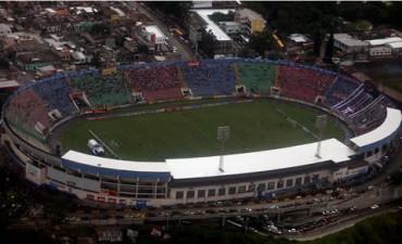 Olimpia no podra jugar en el Nacional