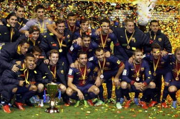 El Barça gana la Copa Catalunya al Espanyol en los penaltis