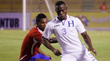 Maynor Figueroa no podrá jugar con Honduras ante Costa Rica, Jamaica y Estados Unidos