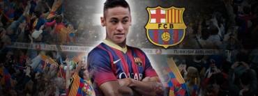 Neymar, fichado por el Barça