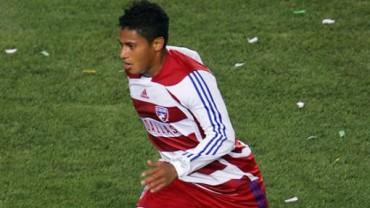 Ramón Núñez regresó a los entrenamientos con Dallas