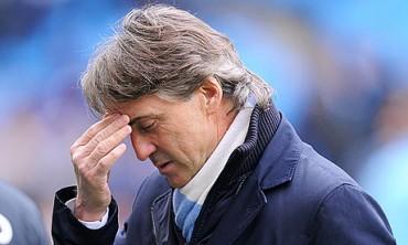 El City destituye a Mancini