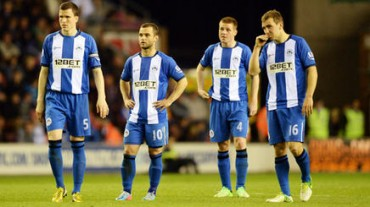 Wigan desciende a segunda de Inglaterra