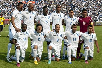 La selección de Honduras subió un par de escalones en el ranking FIFA
