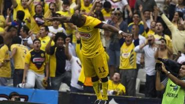 América vence 2-1 a Monterrey y 'vuela' a la final del futbol mexicano