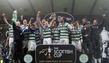 Celtic sumó título de Copa número 36