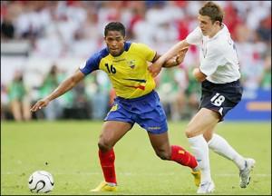 Alemania, con los suplentes, goleó a Ecuador