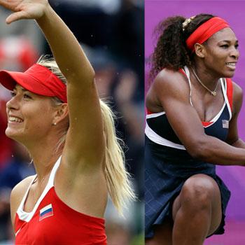 Serena Williams y Sharapova jugarán la final del torneo de Madrid