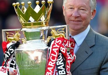 Sir Alex Ferguson se retirará