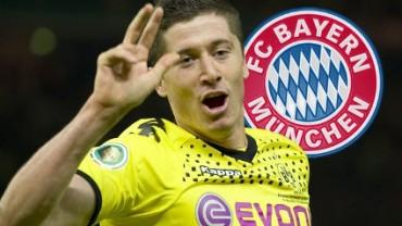 Robert Lewandowski será jugador del Bayern este verano