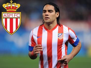 Radamel Falcao ya es jugador del Mónaco