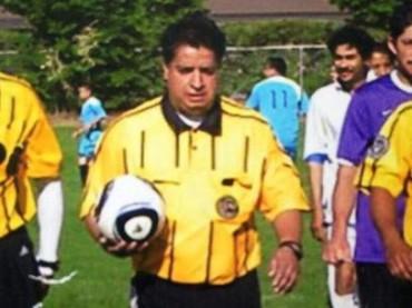 Jugador adolescente mata a árbitro a golpes