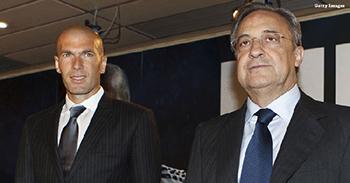 Zidane está preparado para el nuevo proyecto de Florentino Pérez
