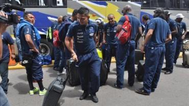 Honduras fue recibida por una buena cantidad de Hondureños en  Salt Lake City