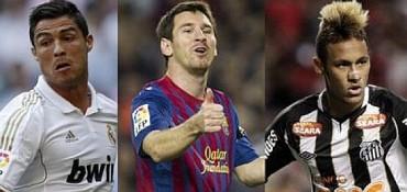 Ronaldo ingresa más dinero que Messi y Neymar