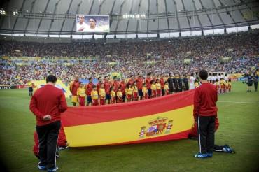 España consigue su pase a la Final de Confederaciones