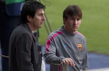 Messi pagó 10 millones a Hacienda en los últimos días