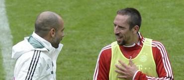 """Ribéry, el """"nuevo Messi"""" de Guardiola"""