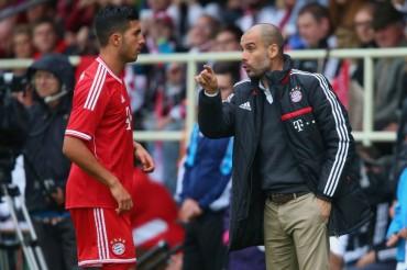 Guardiola debuta con el Bayern ganando 15-1 en un amistoso
