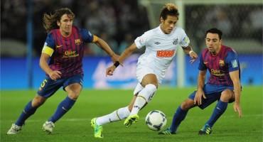 El Santos brasileño será el rival del Barcelona en el Gamper